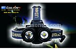 HEADLAMP COOLFIRE BIG TWIN Z-T6